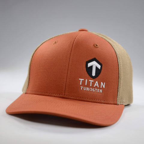 Image of Titan FlexFit Hats - Titan Tungsten