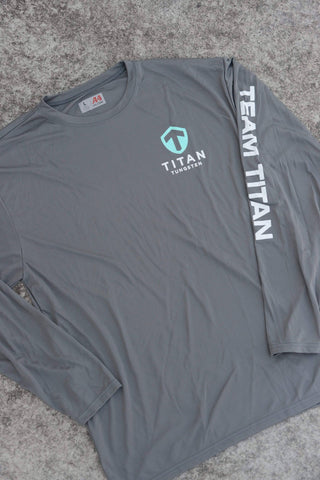 Image of Team Titan SPF Fishing Shirt