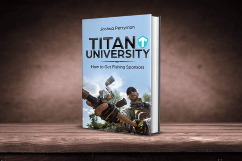 Titan University - Sponsorship Secrets Book - Titan Tungsten