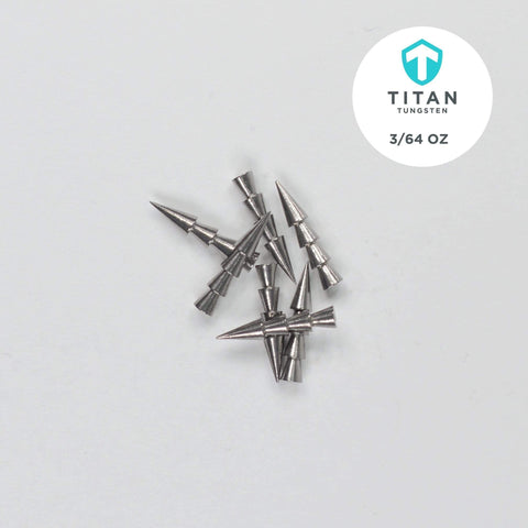 Image of Tungsten Nail Weights - Titan Tungsten