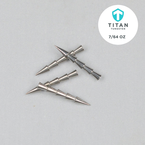 Tungsten Nail Weights - Titan Tungsten