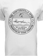 Guntersville Open 2019 Event T-Shirt