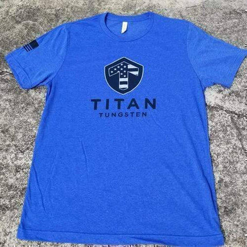 Operation TitanShield Shirt - Titan Tungsten