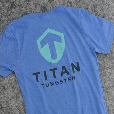 Team Titan Short Sleeve Shirt - Titan Tungsten