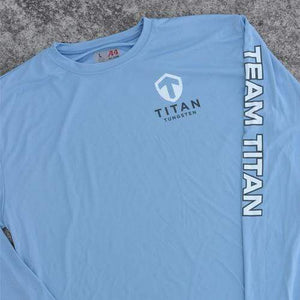 Team Titan SPF Fishing Shirt