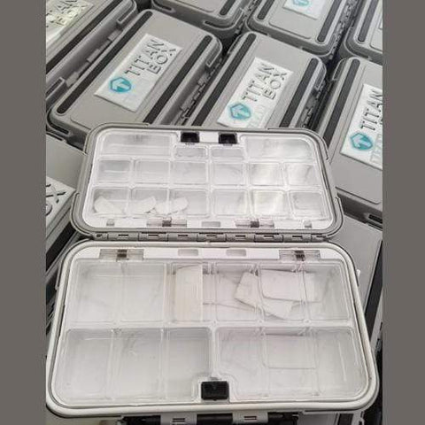 Image of Titan Tackle Box - Titan Tungsten