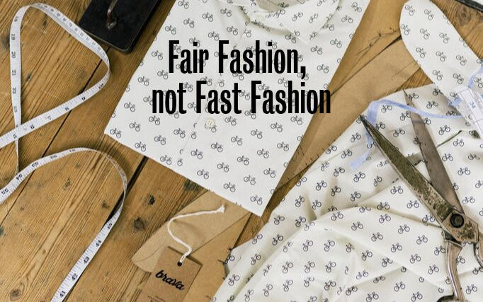 Fair Fashion_ not Fast Fashion