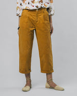 Inka Gold Pleated Pants