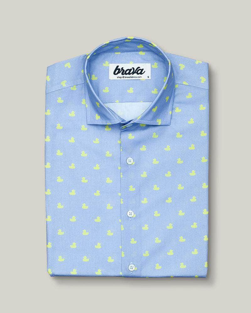 Leo`s Rubber Duckie Shirt