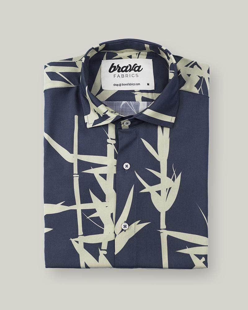 Bamboo Jungle Printed Shirt