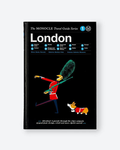 Monocle - London: The Monocle Travel Guide Series