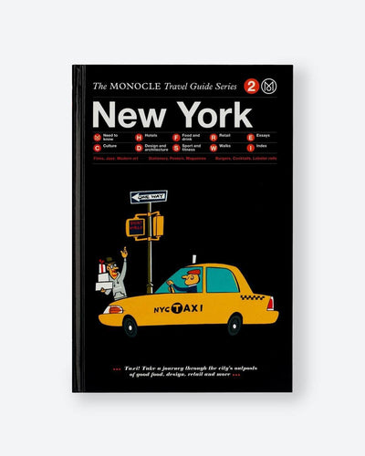 Monocle - New York: The Monocle Travel Guide Series