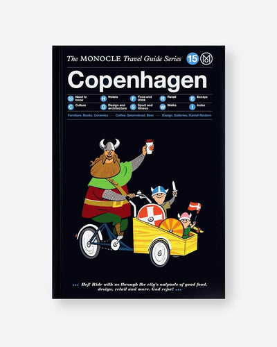 Monocle - Copenhagen: The Monocle Travel Guide Series