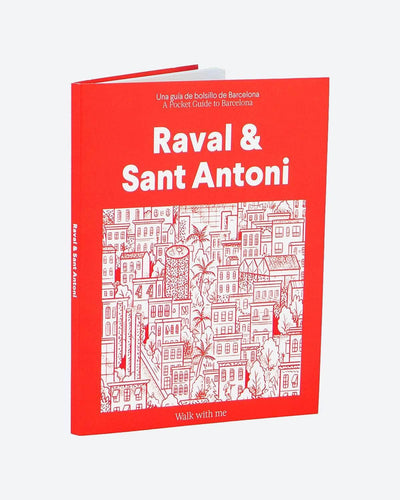 Monocle - Raval & Sant Antoni - Pocket Guide