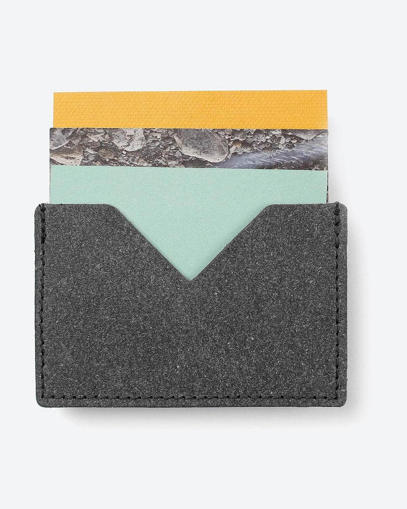 Triangle Wallet Stone by Walk With Me