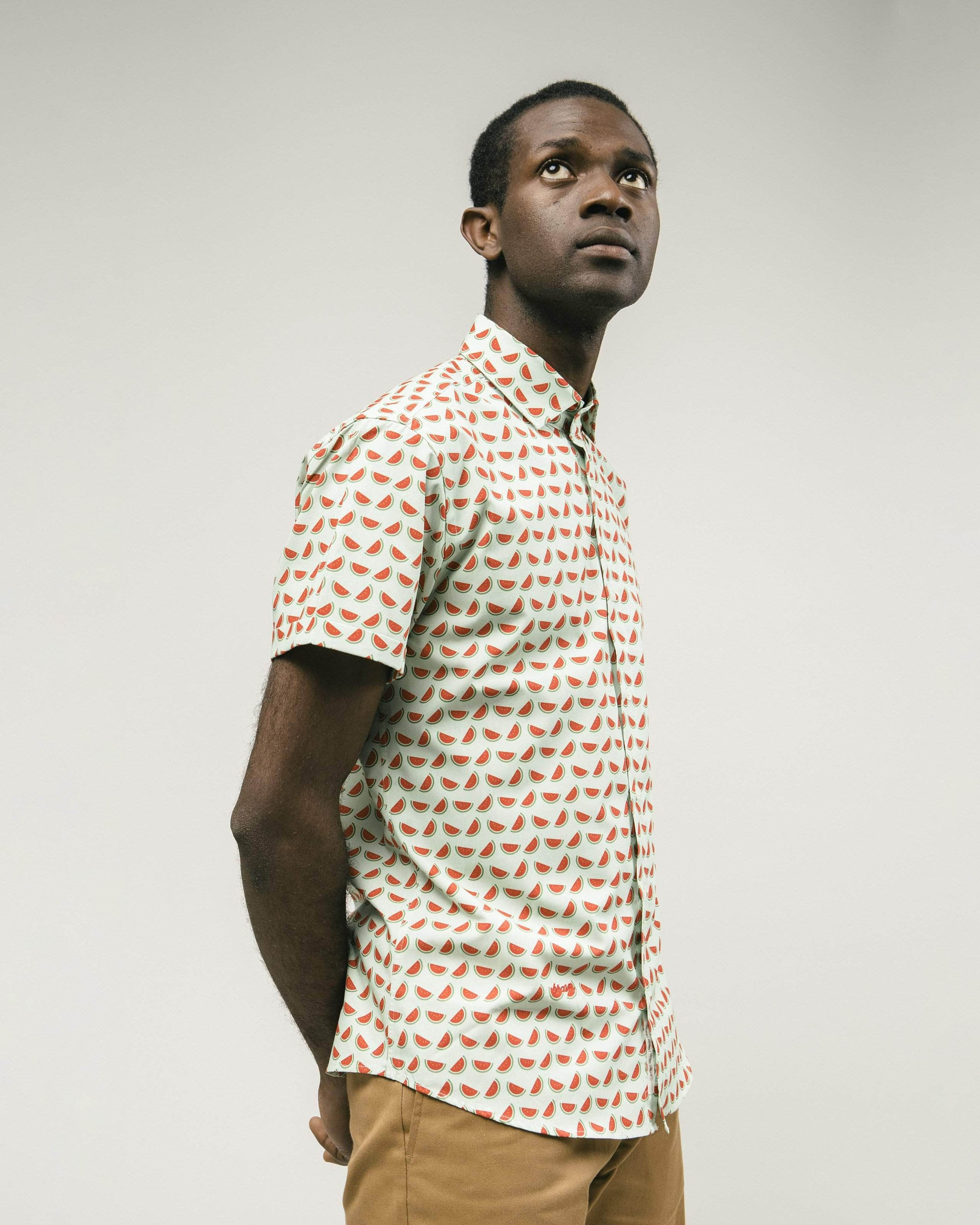 Fresh Watermelon Printed Shirt
