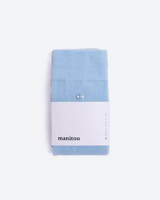 Shop ethical and sustainable fashion online: Socks Denim Don by Manitou. Official Brava Fabrics store, 24h worldwide express shipping.
