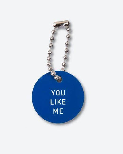 Diminuto Cielo - Keychain 'You like me'
