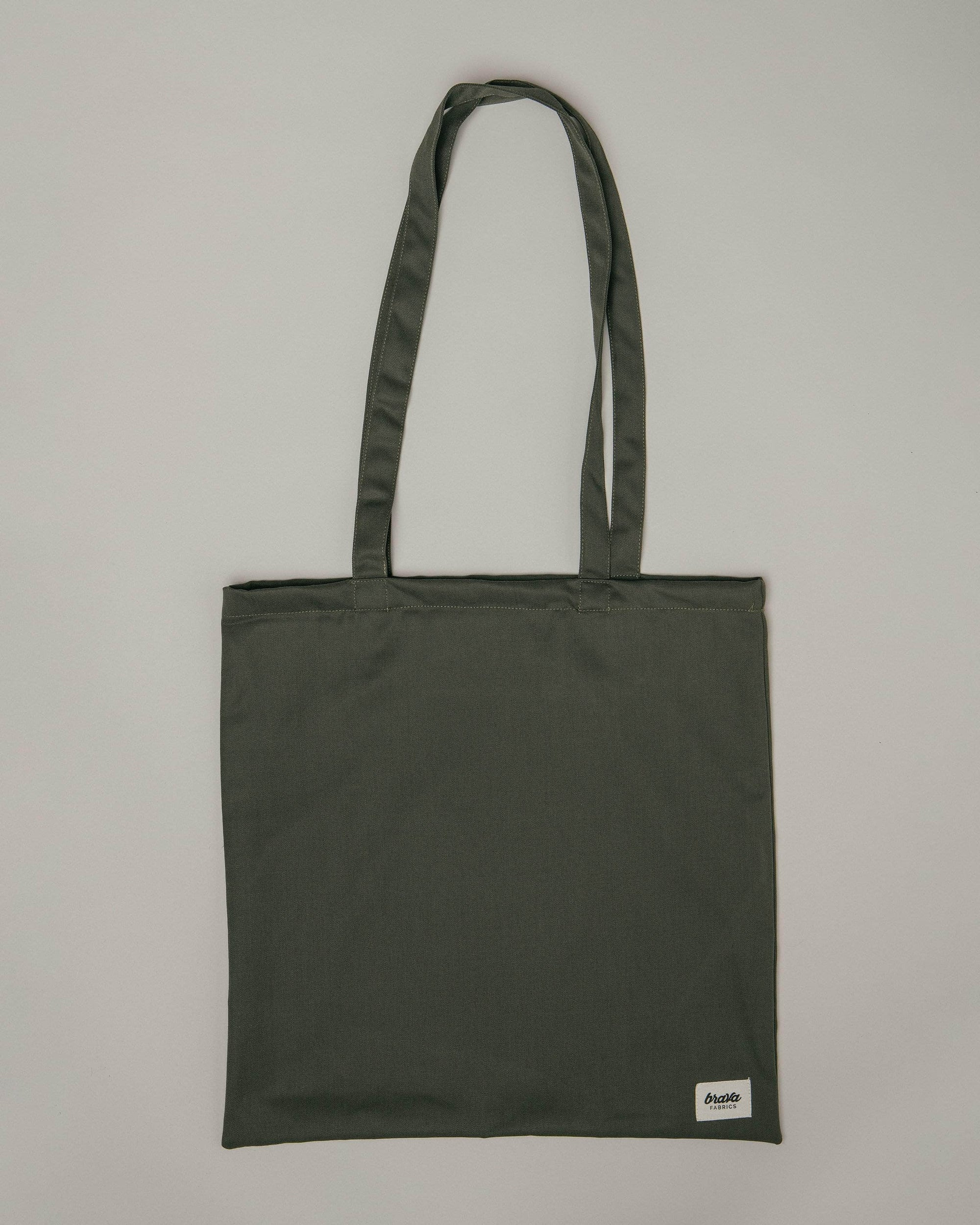 Upcycled Totebag Forest Essential