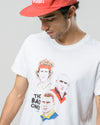 Brava Fabrics - Men's T-Shirt - Men's Tee - Cotton Tee for Men - 100% Cotton - Model The Bad Ones By 11 Invisibles