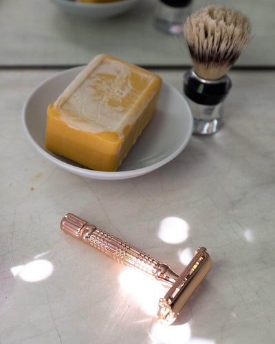 SUP - Razors Rose Gold - Sustainable Razors - Durable Material