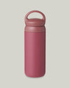 Kinto. Day off Tumbler 500ml Rose. Bottle 500 ml. Sustainable Bottle.