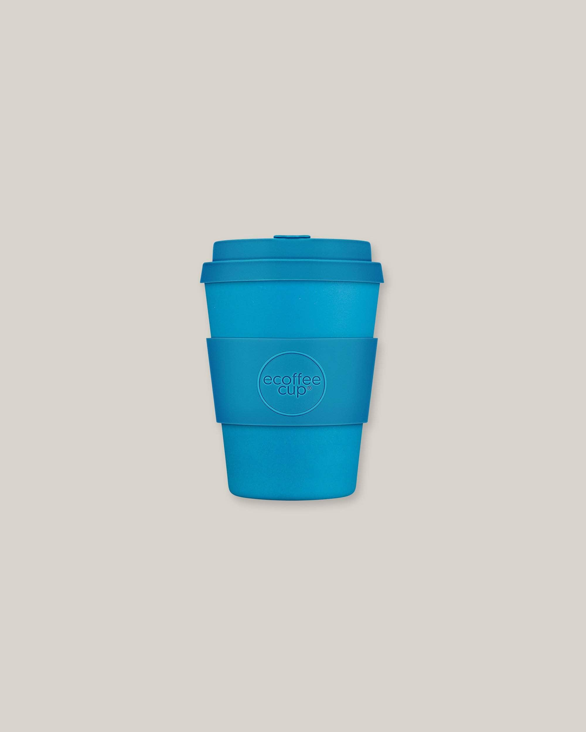 Ecoffee Cup. Bamboo Cups. Reusable Coffee Cups. Sustainable Coffee Cups. Coffee Cup 340 ml - Toroni
