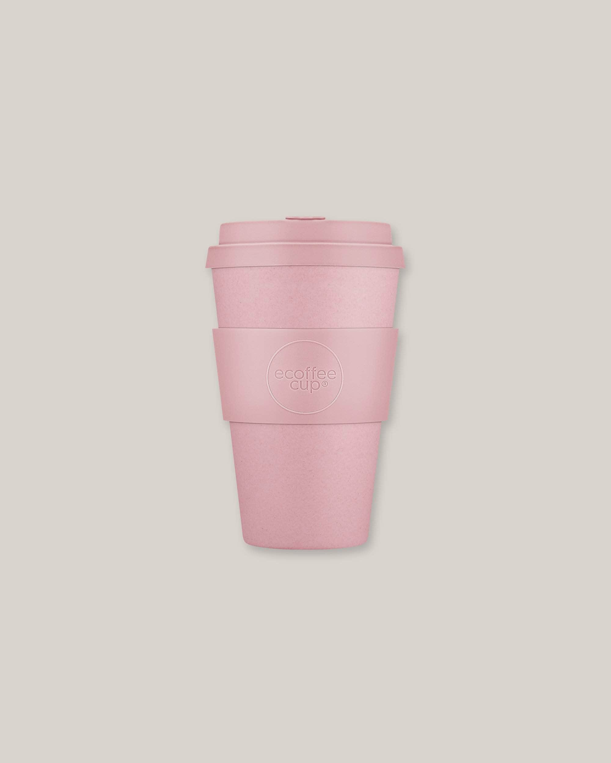Bamboo Coffee Cup 400 ml - Local Fluff