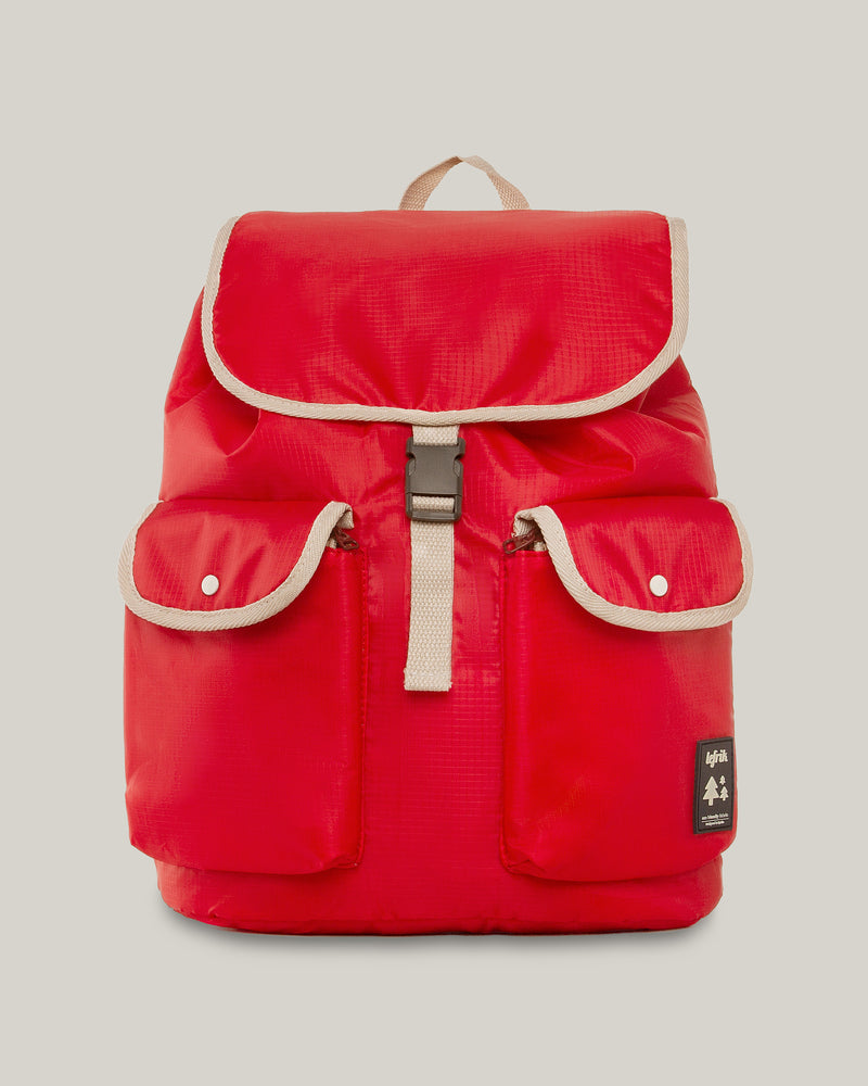 Backpack Knapsack Red