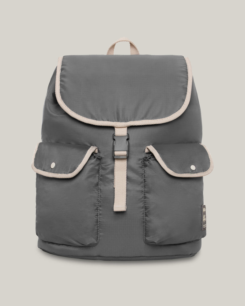 Backpack Knapsack Grey