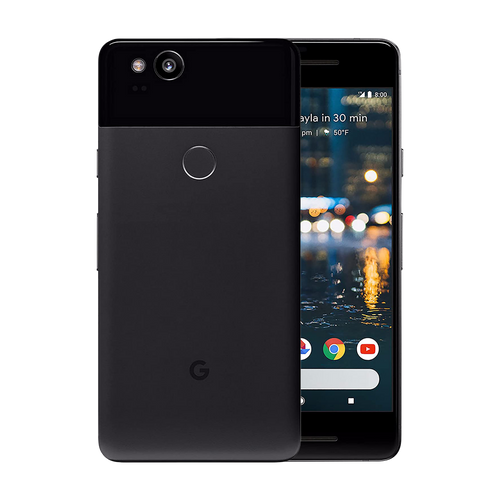 Pixel 2 64GB Fair Black  - Unlocked