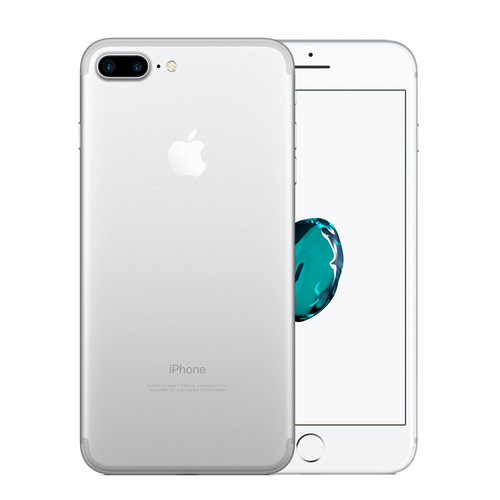 Apple iPhone 7 Plus 32GB Silver Very Good - Unlocked