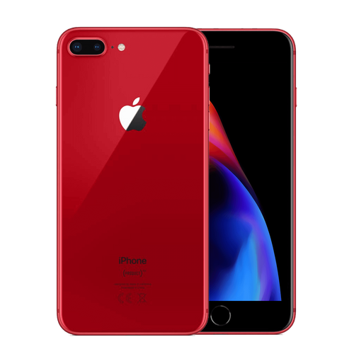 Apple iPhone 8 Plus 256GB Product Red Pristine - Unlocked