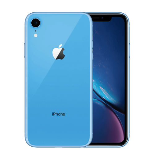 Apple iPhone XR 256GB Blue Good - Unlocked