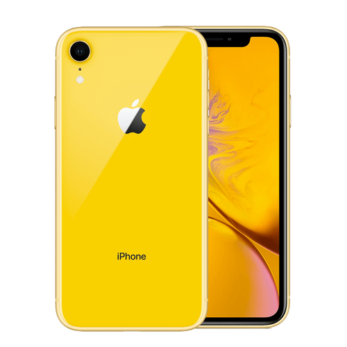 Apple iPhone XR 128GB Yellow Fair - Unlocked