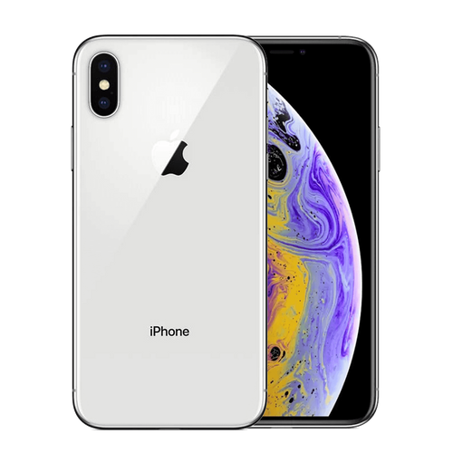 Apple iPhone XS 64GB Silver Pristine - Unlocked