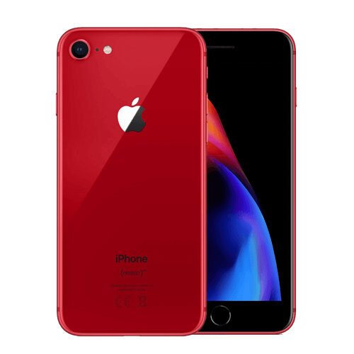 Apple iPhone 8 256GB Product Red Very Good - Unlocked