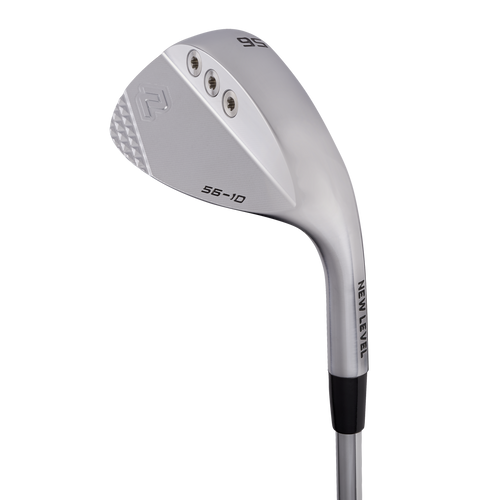 New Level Tri-Weight Forged Wedge Chrome