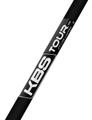 KBS C-Taper Lite Black Limited Edition (.355 Taper)