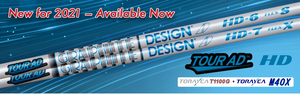 Graphite Design Tour AD HD Wood Shaft