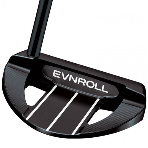 EVNROLL ER7 Black Full Mallet Putter