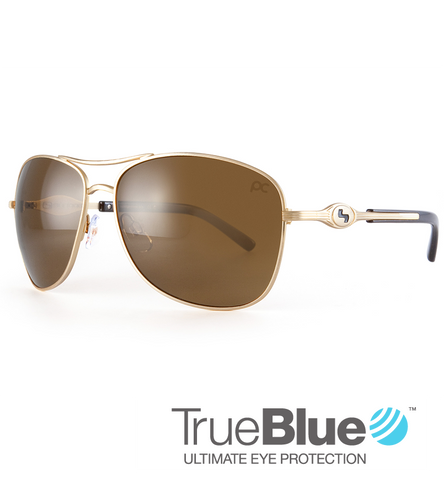 SunDog Freestyle 'True Blue' Lens Sunglasses