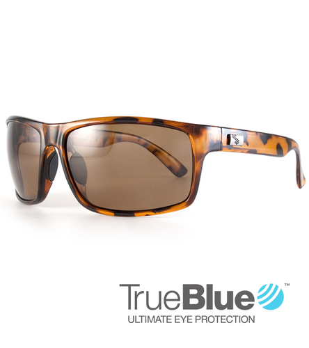 SunDog Fringe 'True Blue' Lens Sunglasses