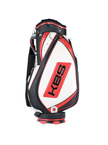 kbs tour staff cart golf bag