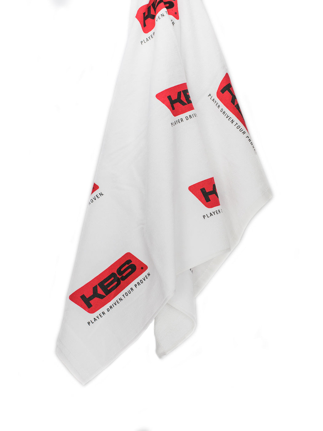 kbs tour towel golf accessory