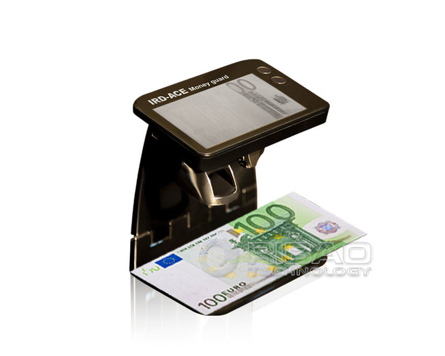 Bill Money Detector with UV Counterfeit Detection