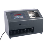 Ribao CS-600B Heavy Duty Mixed Coin Counter and Sorter with 6 Pockets