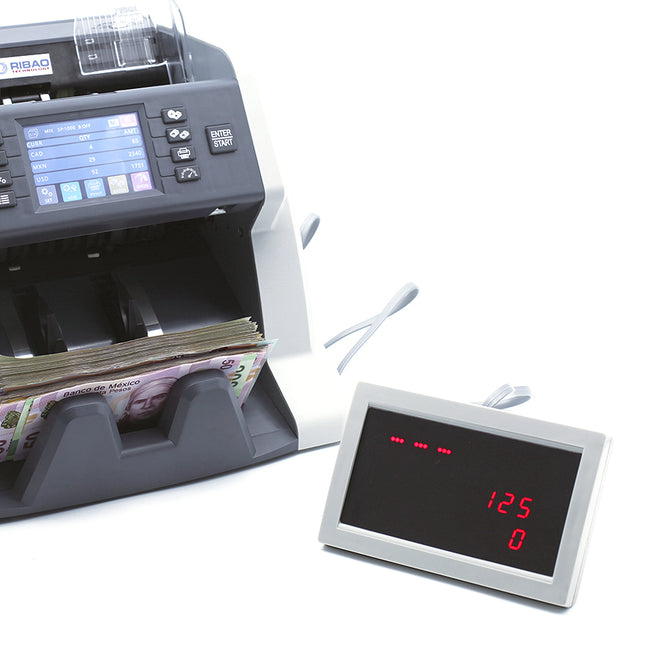 External Display for Banknote Counters BCS -160 BC-40 and BC-55