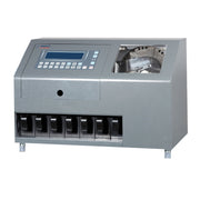 Ribao CS610+ Pro Ultra Heavy Duty Mixed Coin Counter and Sorter