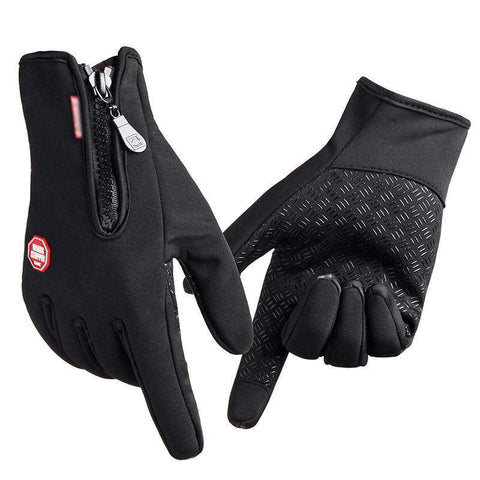 Winter Gloves Waterproof Warm & Windproof